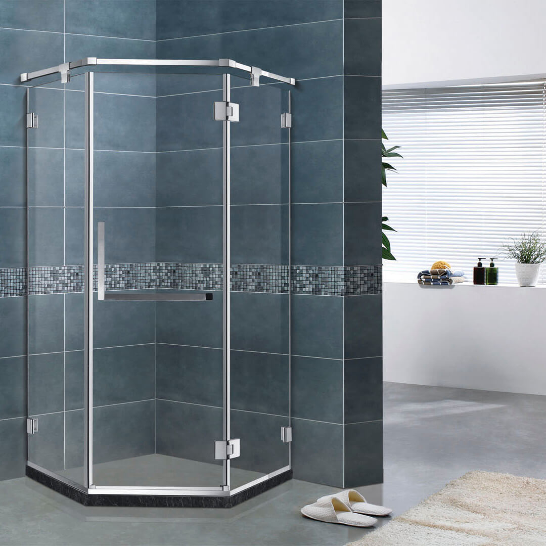 Diamond shower room