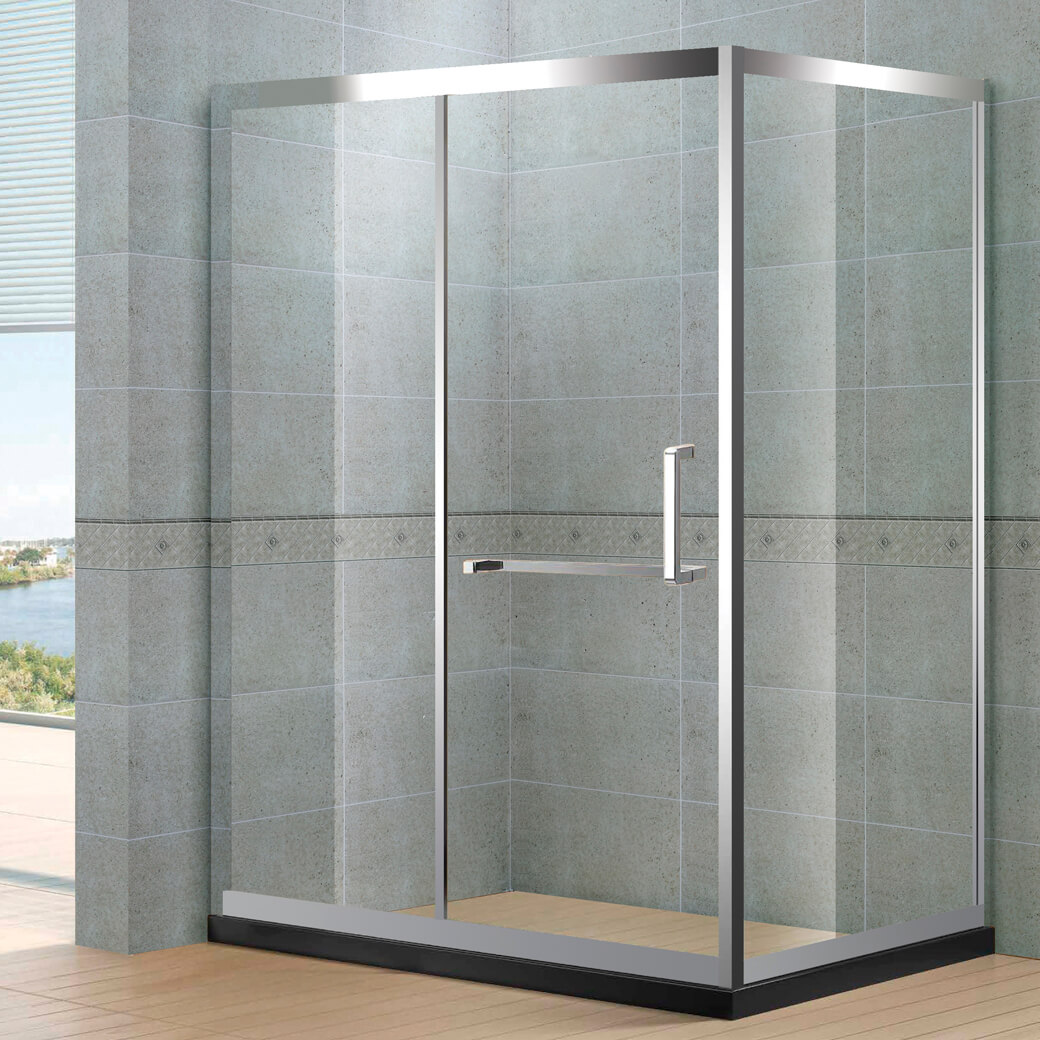 Rectangle shower room